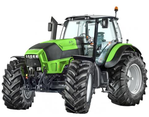 Tractors - DEUTZ-FAHR